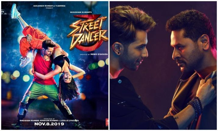 Street Dancer 3D box office collection Day 1