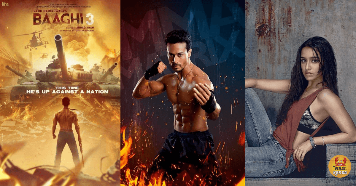 Baaghi 3 2020 Bollywood Movie, Photos, Videos, Full Movie Watch Online Free Down Load Leaked By Tamilrockers, Down Load Torrent Telegram File Link