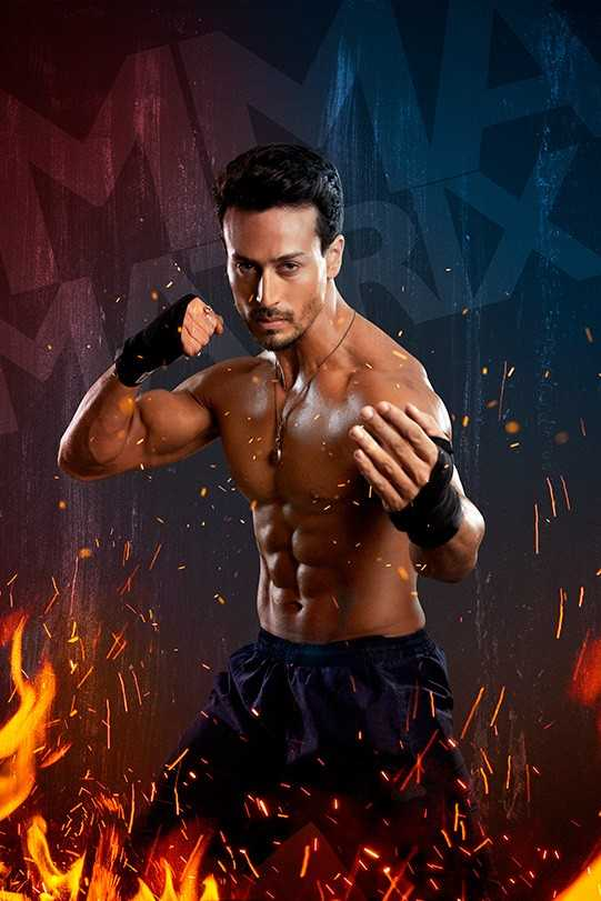 Baaghi 3 (2020) movie Tiger Shroff (Ronny) photos