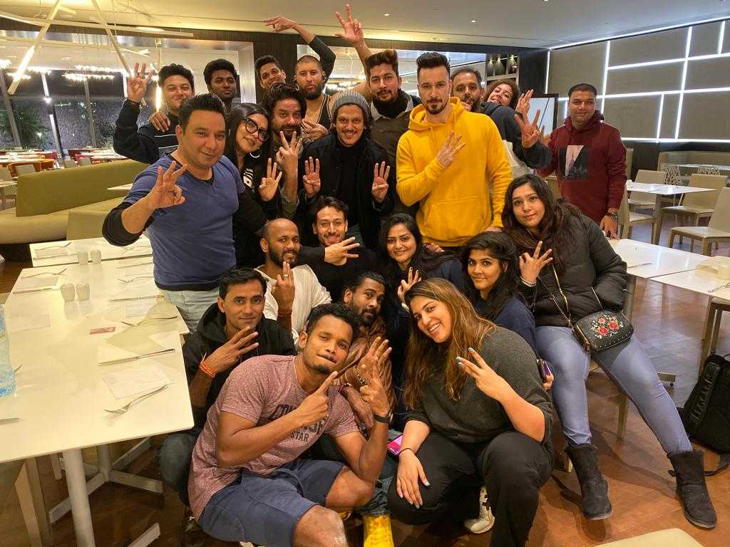 Baaghi 3 (2020) movie cast team