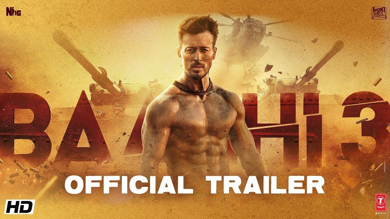 Baaghi 3 Trailer | Tiger Shroff | Shraddha Kapoor Riteish Deshmukh 6th MARCH, Photos, Videos, Full Movie Watch Online Free Down Load Leaked By Tamilrockers, Down Load Torrent Telegram File Link