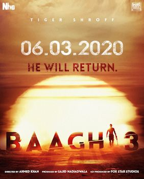 Baaghi 3 Movie | Trailer | Cast | Release Date | Songs