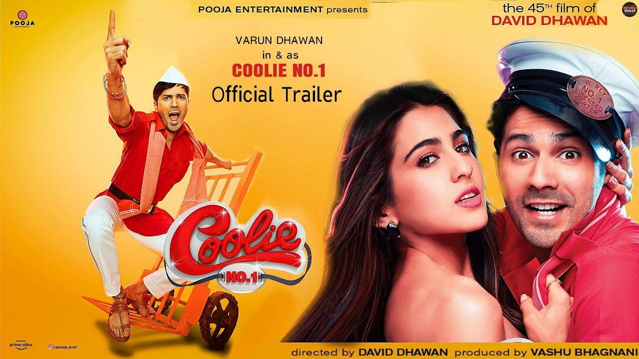 Coolie No. 1 Bollywood Movie 2020, Photos, Videos, Full Movie Watch Online Free Down Load Leaked By Tamilrockers, Down Load Torrent Telegram File Link