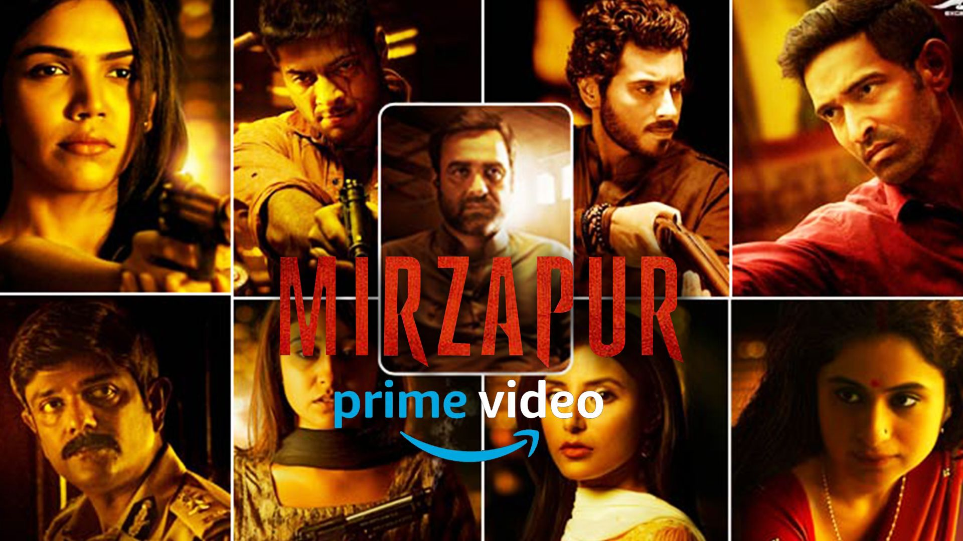 Mirzapur Series Watch Online