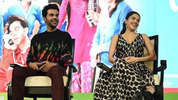 Rajkumar Rao and Nushrat Bharucha's movie 'Chhalaang' postponed for 3 months