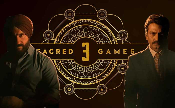 Important details: Sacred Games Season 3; Netflix Release, Photos, Videos, Full Movie Watch Online Free Down Load Leaked By Tamilrockers, Down Load Torrent Telegram File Link