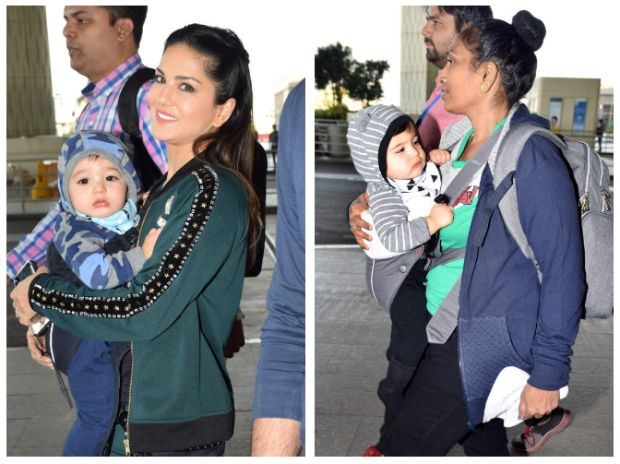 Reason revealed behind refusing selfies at the airport; Sunny Leone