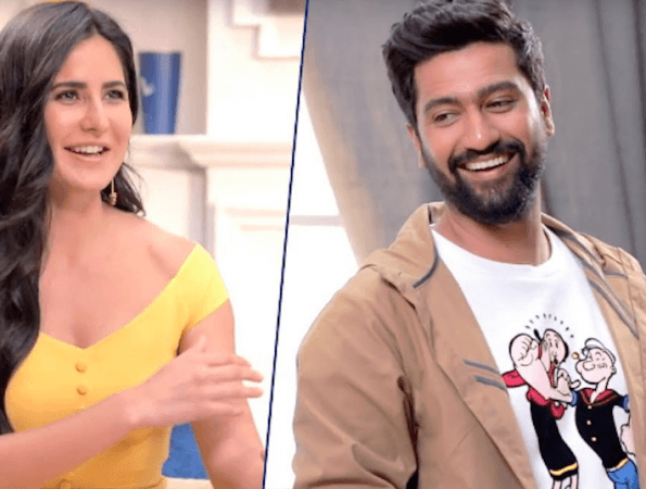 Exclusive: 'Vicky Kaushal dating Katrina Kaif'