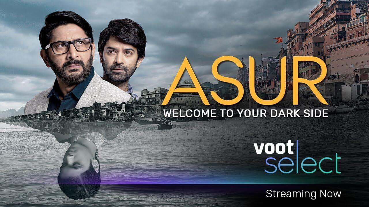 Asur Indian Web Series on Voot Watch Online