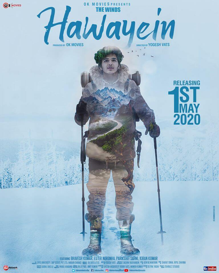 Hawayein (2020) - Bollywod Hindi Movie, Photos, Videos, Full Movie Watch Online Free Down Load Leaked By Tamilrockers, Down Load Torrent Telegram File Link