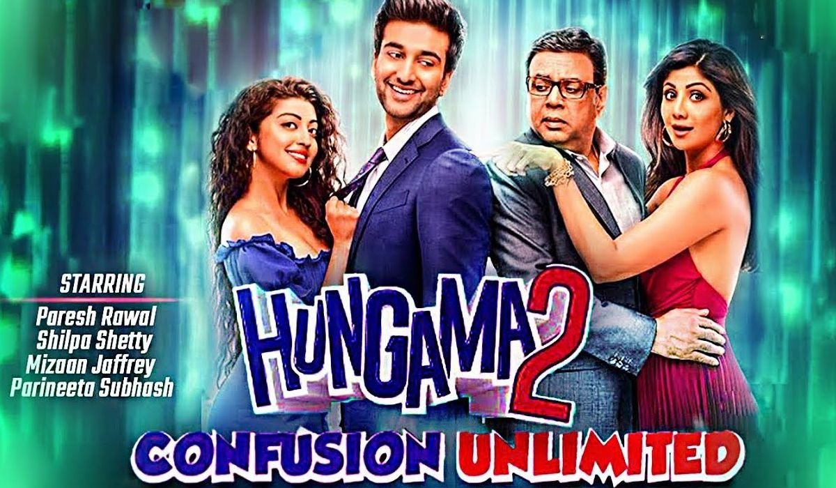 Hungama 2 (2020) - Bollywood Hindi Movie, Photos, Videos, Full Movie Watch Online Free Down Load Leaked By Tamilrockers, Down Load Torrent Telegram File Link