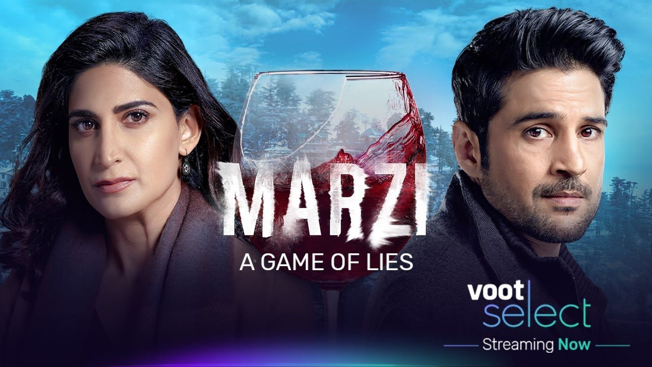 Marzi 2020 Hindi Web Series Straming on Voot Cast Wiki Trailer Poster Video Songs Full Movie Watch Online Download Tamilrockers Filmywap