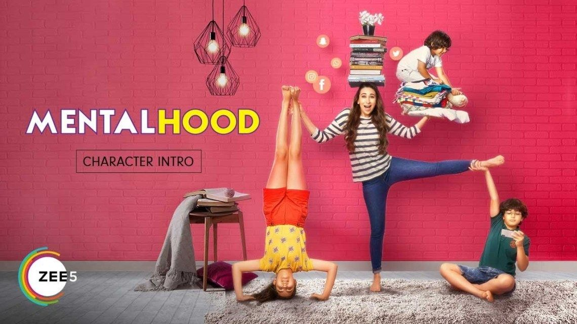 Mentalhood 2020 Alt Balaji Zee5 Hindi Web Series Cast Trailer Release Date Wiki Imdb Episodes Seasons Download in Hindi English Subtitle