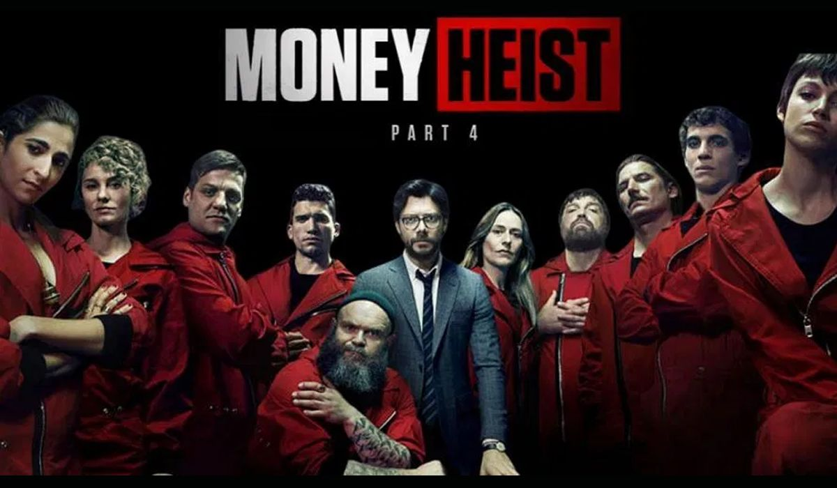 Money Heist Netflix Spanish Web Series Season 1 2 3 4 All Episodes in English Hindi Watch Online Free Download Tamilrockers DHub Filmywap Khatrimaza