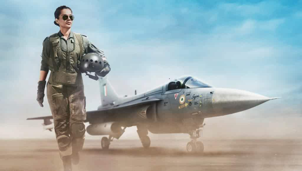 Tejas 2020 Bollywood Hindi Movie Cast Wiki Trailer Poster Video Songs Full Movie Watch Online Download Kangana Ranawat