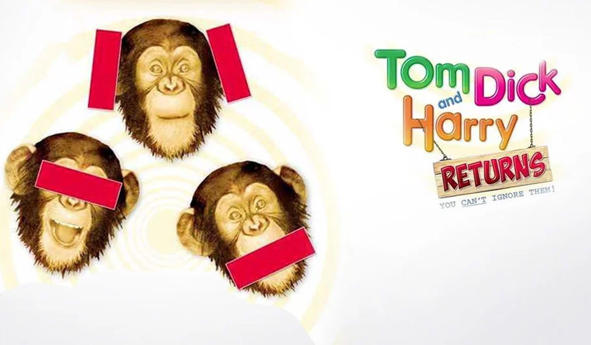 Tom Dick and Harry Return (2020) - Bollywood Hindi Movie, Photos, Videos, Full Movie Watch Online Free Down Load Leaked By Tamilrockers, Down Load Torrent Telegram File Link