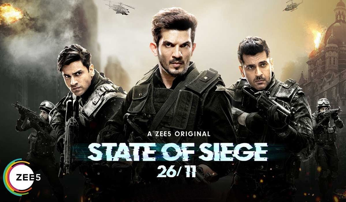 state of siege 2611 Zee5 Webseries Cast Trailer Release Date All Season Episode