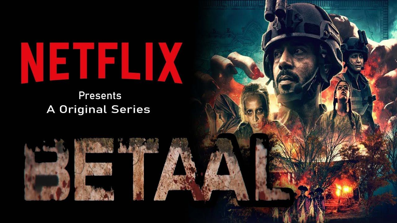 Betaal 2020 Netflix Webseries Cast Wiki Trailer Release Date Review Rating Watch Online Free Download in Hindi