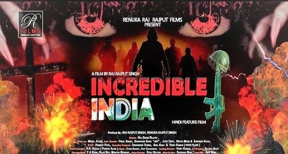 Incredible India 2020 Bollywood Hindi Movie Cast Wiki Trailer Songs Actor Actress Review Rating