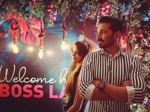 Abhinav Shukla Hosted A Welcome Party for Bigg Boss 14 Winner Rubina Dilaik and Named the with Boss Lady