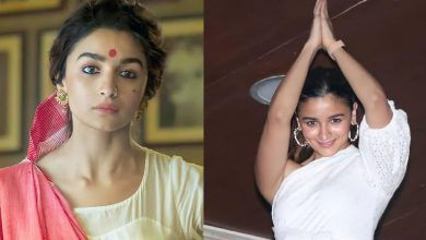 Alia Bhatt's in a pose of Gangubai Kathiawadi video has gone viral on social media, Photos, Videos, Full Movie Watch Online Free Down Load Leaked By Tamilrockers, Down Load Torrent Telegram File Link