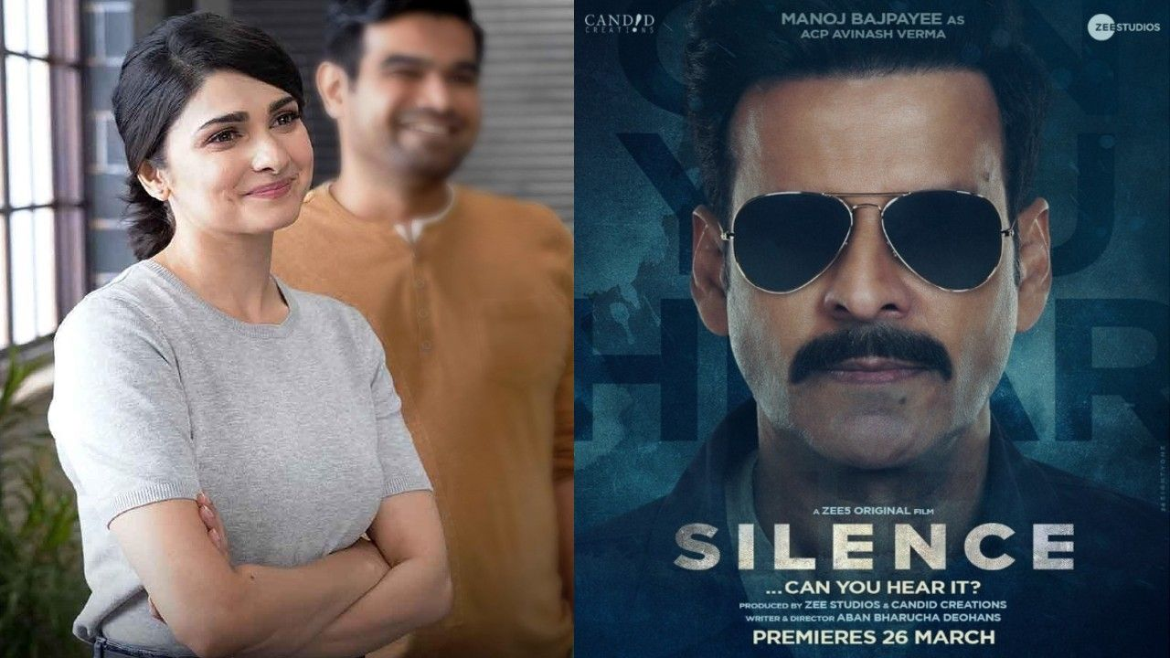 Prachi Desai is back in action with Manoj Bajpayee in Silence Can You Hear It!, Photos, Videos, Full Movie Watch Online Free Down Load Leaked By Tamilrockers, Down Load Torrent Telegram File Link