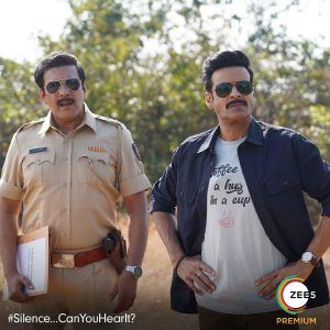 Silence Can You Hear It Movie Star Cast Monoj Bajpayee Behind The Scenes