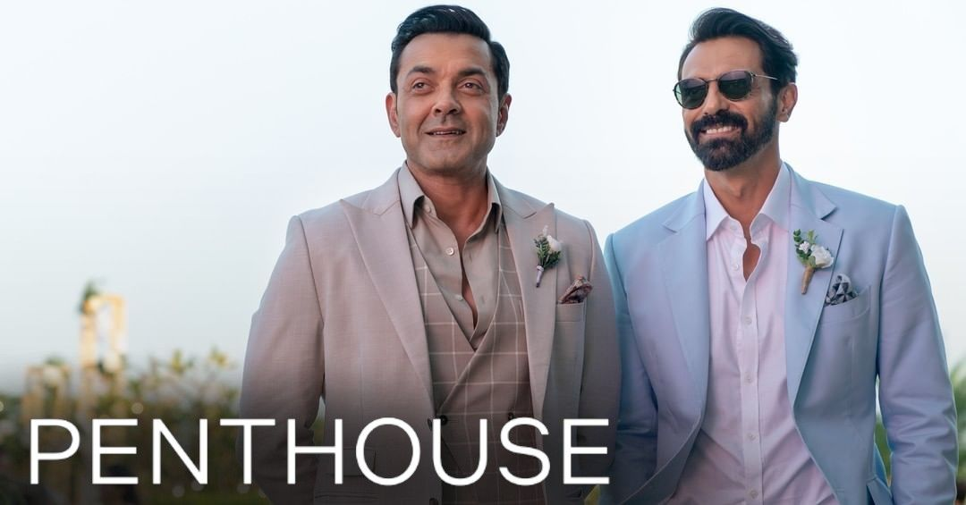 Penthouse Netflix Movie 2021 Upcoming Bollywood Hindi Movie Releasing on Netflix Cast Wiki Trailer Release Date Actor Actress Bobby Deol Mouny Roy Full Movie Watch Online Free Down Load Leaked By Tamilrockers Tel