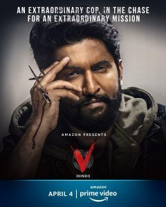 V Hindi Movie Nani Amazon Prime Videos Movie Cast Wiki Trailer Release Date Full Movie Watch Online Free Download