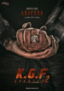 KGF 2 movie 2021 Watch Online Free Download Hindi Dubbed