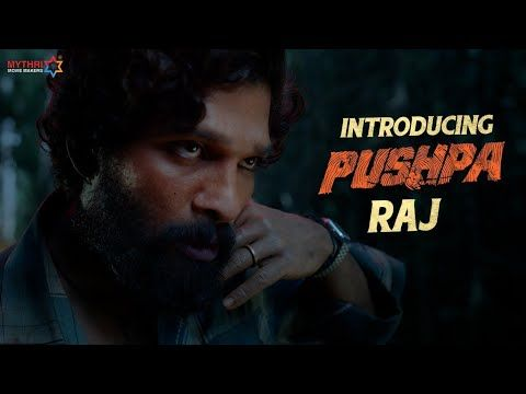 Pushpa Raj Movie Trailer in Hindi Dubbed Watch Online Free Download, Pushpa Raj tamil movie trailer, Allu Arjun, Rashmika Mandanna