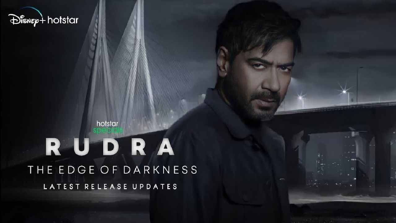 Rudra The Edge of Darkness Web Series Cast, Trailer, Release Date, Actor Actres Character Name Story All Episodes, Watch Online Free Download Tamilrockers Filmyzilla