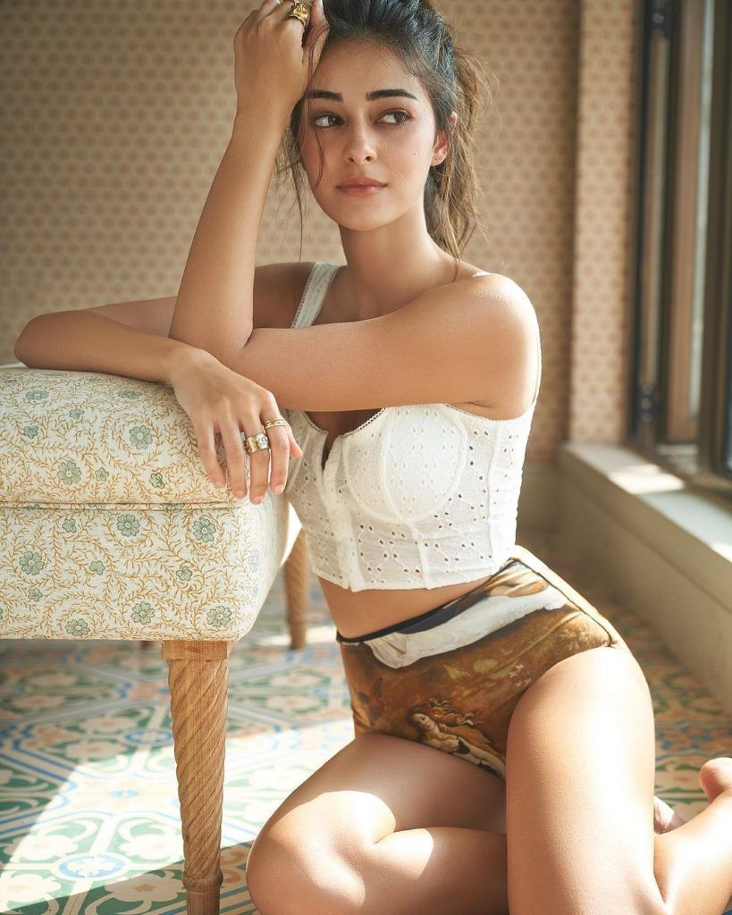 Ananya Pandey Bold Pictures