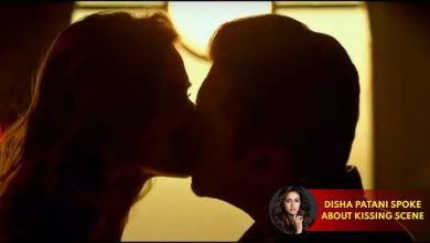 Disha Patani Kissing Scene with Salman Khan in Radhe Movie