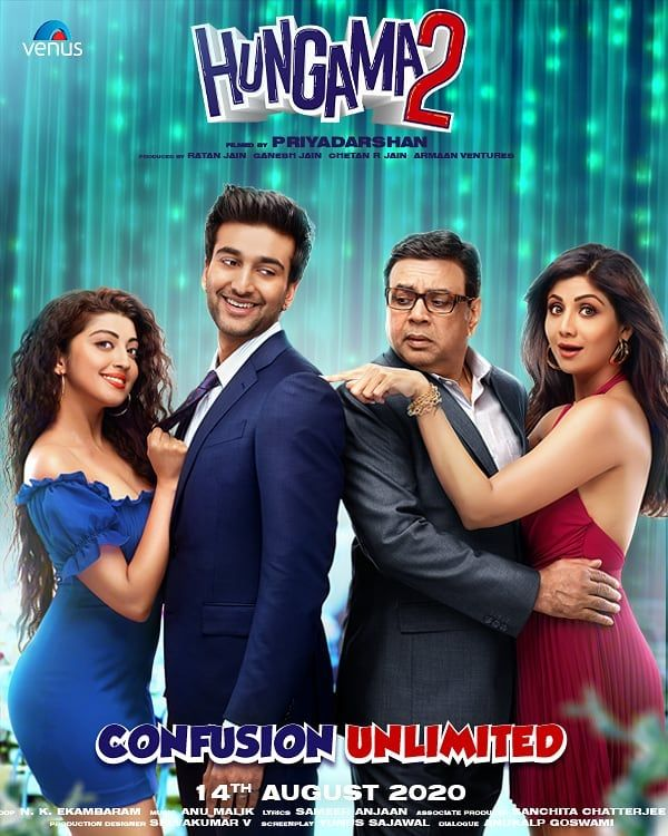 Hungama 2 Movie Cast Wiki Trailer poster Release Date News Update Actress Name Actors Leaked Full Movie Watch Online Tamilrockers Filmyzilla