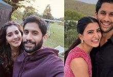 Raashi khanna with samantha husband naga Chaitanya