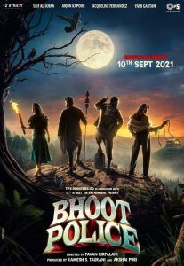 Bhoot Police 2021 Bollywood Movie Poster Photos Watch Online Free Download