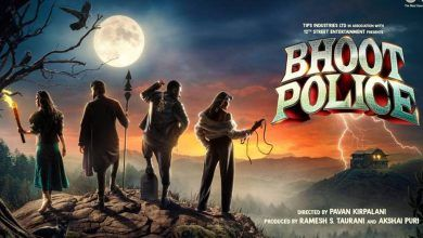 Bhoot Police Movie Poster