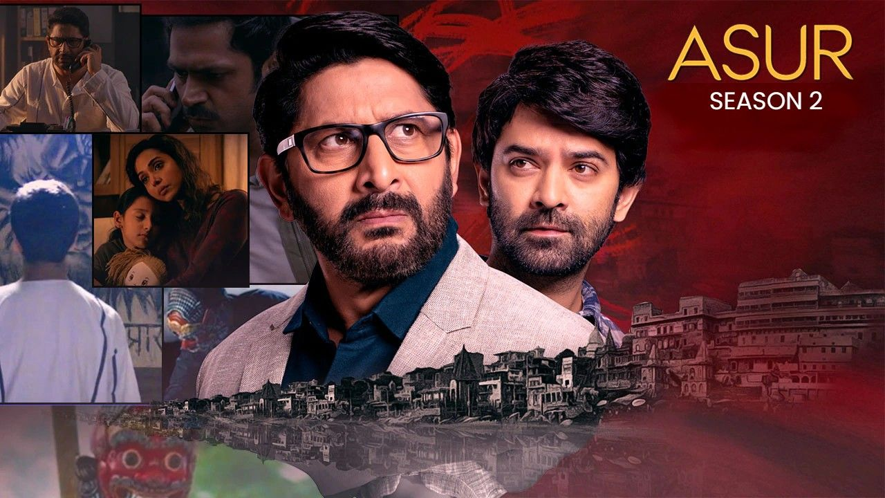 Asur 2 Web Series Release Date, Cast, Trailer, Poster, All Episodes, Watch Online Free Download