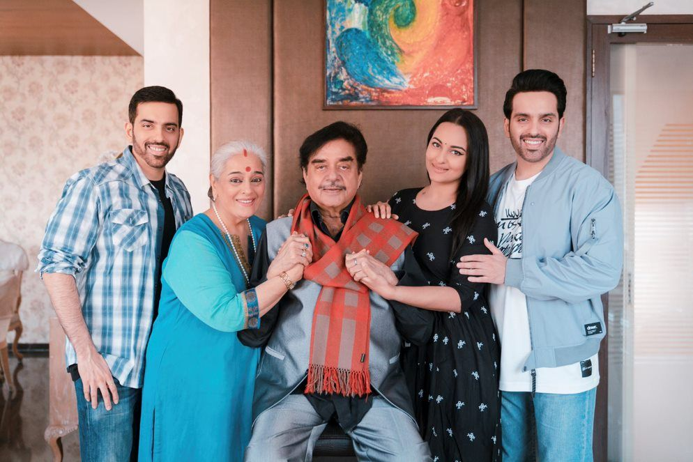 On the occasion of their parents anniversary, Luv Kussh and Sonakshi Sinha bring to you an art platform like no other: House of Creativity, Photos, Videos, Full Movie Watch Online Free Down Load Leaked By Tamilrockers, Down Load Torrent Telegram File Link