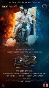 Bhushan Kumar's T-Series & Lahari Music bag music rights in all languages of the magnum opus 'RRR' directed by SS Rajamouli, Photos, Videos, Full Movie Watch Online Free Down Load Leaked By Tamilrockers, Down Load Torrent Telegram File Link