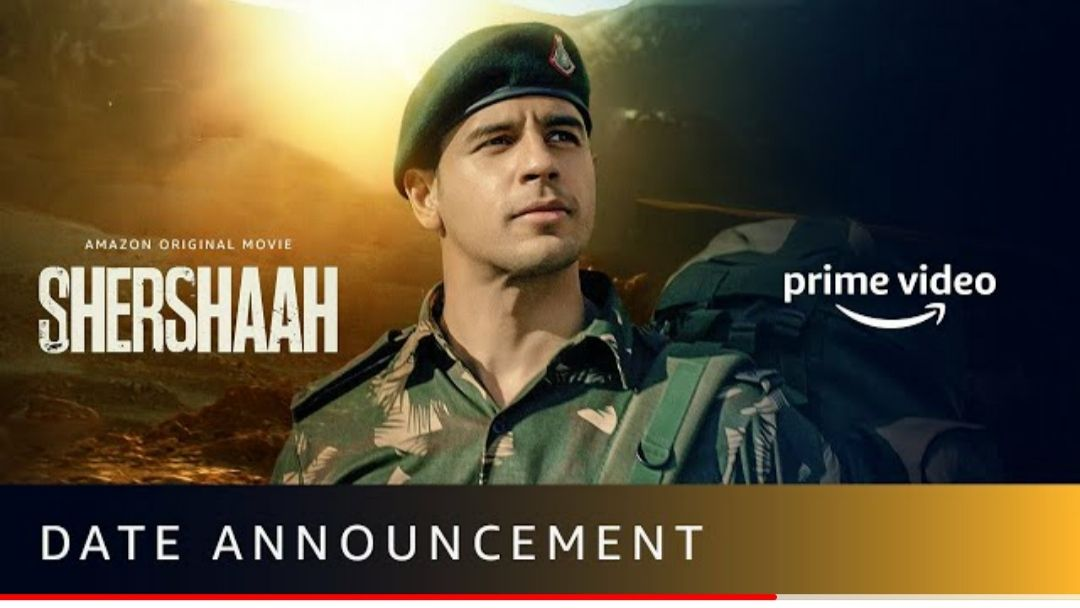 Sharshaah Movie Release Date Announcement Video