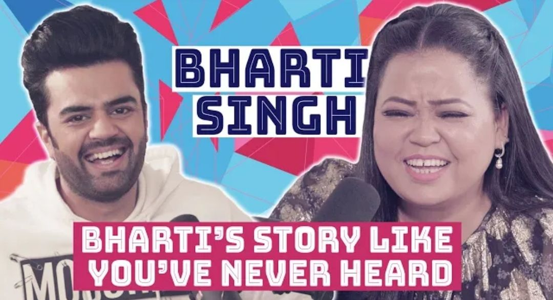 Laughter Queen   Bharti Singh   The Maniesh Paul Podcast