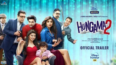 hungama 2 movie trailer, actress name, release date, poster