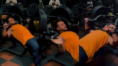 Aayush Sharma trains 'heavy' with a 185 kgs chest press, hits the gym after a long break, Photos, Videos, Full Movie Watch Online Free Down Load Leaked By Tamilrockers, Down Load Torrent Telegram File Link