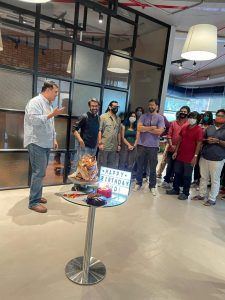 Roy Kapur Films' head-honcho producer Siddharth Roy Kapur celebrates birthday with Raja Menon and Arshad Sayed - directors of the films Pippa and Woh Ladki Hai Kahaan, Photos, Videos, Full Movie Watch Online Free Down Load Leaked By Tamilrockers, Down Load Torrent Telegram File Link