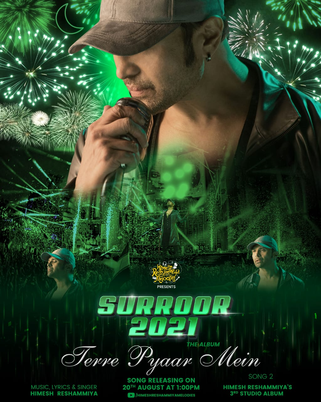 The title track of Suroor 2021