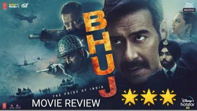 Bhuj The Pride Of India : Movie Review - Bhuj is a 70s story told in 70s manners with 2020s Visual Effects. It may not become jingoism but certainly becomes a TV serial in the Feature Film., Photos, Videos, Full Movie Watch Online Free Down Load Leaked By Tamilrockers, Down Load Torrent Telegram File Link
