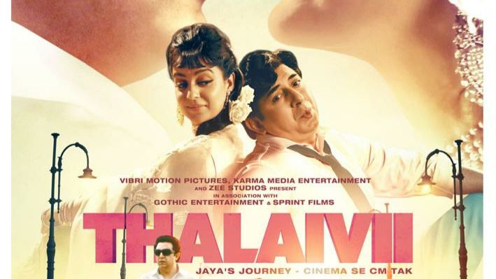 Bringing Jayalalithaa's life to the big screen, Kangana Ranaut starrer Thalaivii gets a New Theatrical Release Date, Photos, Videos, Full Movie Watch Online Free Down Load Leaked By Tamilrockers, Down Load Torrent Telegram File Link