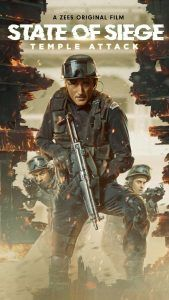 ZEE5's 'STATE OF SIEGE' THE TOP WATCHED FRANCHISE ON THE PLATFORM GLOBALLY , Photos, Videos, Full Movie Watch Online Free Down Load Leaked By Tamilrockers, Down Load Torrent Telegram File Link